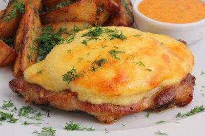 как приготовить картошку с сыром в духовке