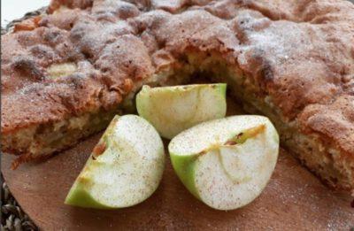 как испечь яблочный пирог в духовке