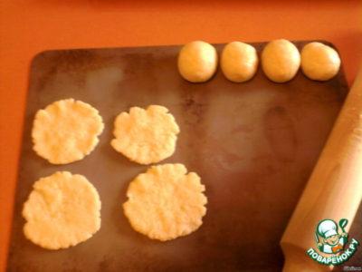 сколько выпекать песочное тесто