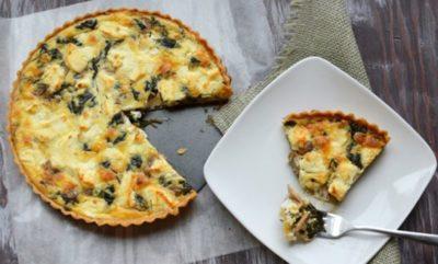как приготовить пирог с грибами