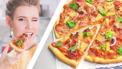 как называется пицца с ананасами