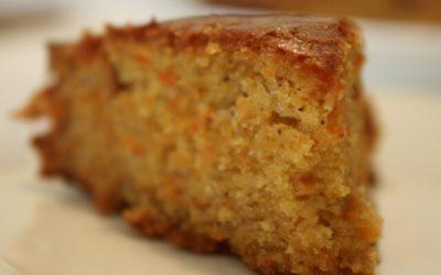 как сделать морковный пирог