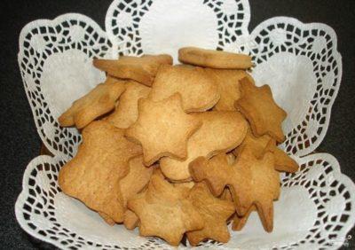как сделать песочное тесто для печенья
