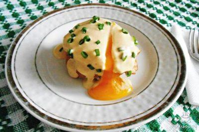 яйца бенедикт как готовить