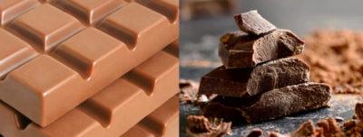 как сделать молочный шоколад