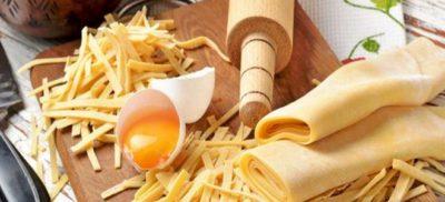 как сделать домашние макароны