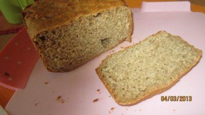 как испечь цельнозерновой хлеб в домашних условиях