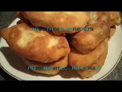 как приготовить пирожки с печенью