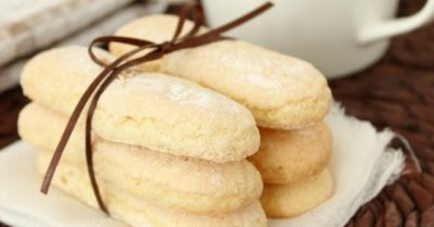 как приготовить печенье савоярди