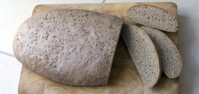 как приготовить хлеб в домашних условиях