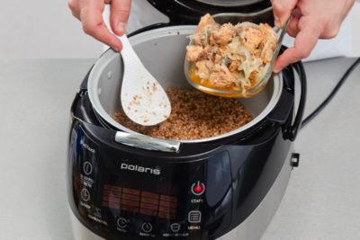 как приготовить гороховую кашу в мультиварке