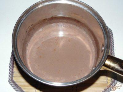 как сделать шоколадное молоко