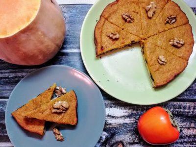 как сделать тыквенный пирог