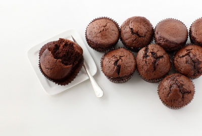 как сделать шоколадные маффины
