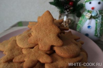 печенье в форме треугольников как раньше