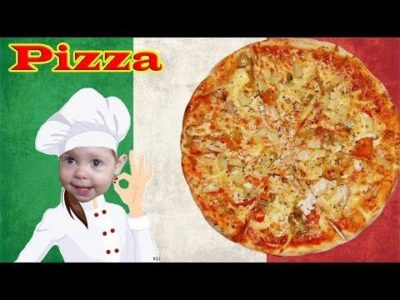 пицца в духовке как в пиццерии