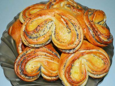 как испечь булочки в духовке