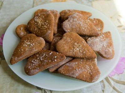 как приготовить печенье в домашних условиях