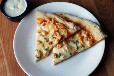 как сделать пиццу без сыра