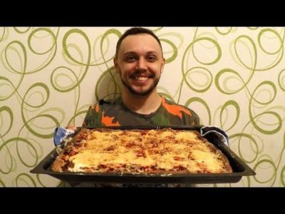 сколько готовится пицца в духовке