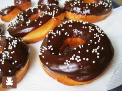 как сделать пончики без дрожжей