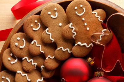 как сделать рождественское печенье