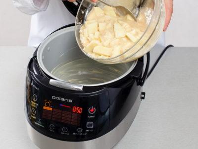 как приготовить шарлотку в мультиварке