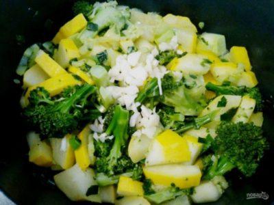 как приготовить брокколи в духовке