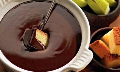 что такое шоколадное фондю