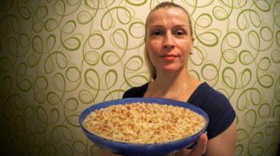 как приготовить гречневую кашу на молоке