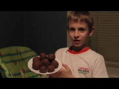 как сделать шоколадную картошку