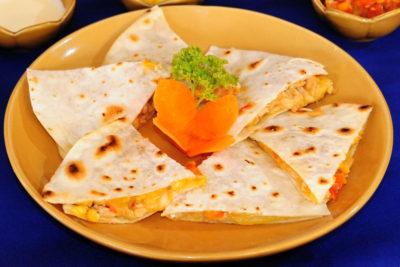что приготовить из мексиканской лепешки