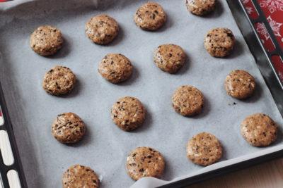 как приготовить овсяное печенье из геркулеса
