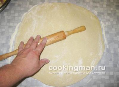 как сделать пресное тесто