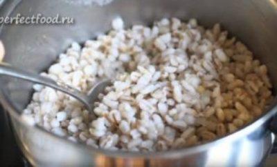 как отварить гречку на воде