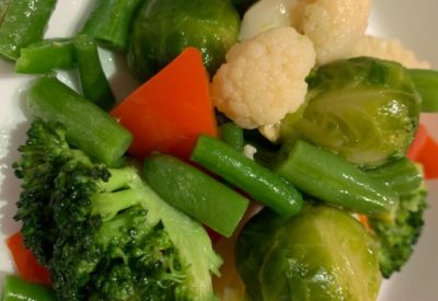 сколько готовить овощи на пару