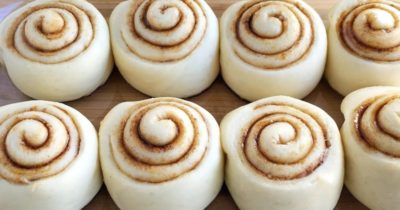 как приготовить булочки синабон