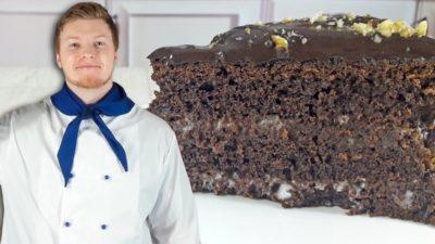торт который всегда получается