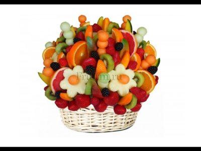 что можно сделать из фруктов