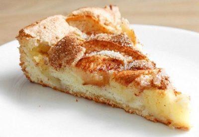 как приготовить пирог на сметане