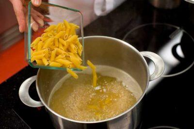 какой водой промывать макароны после варки