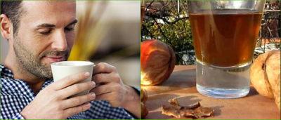 как настаивать перегородки грецких орехов на водке