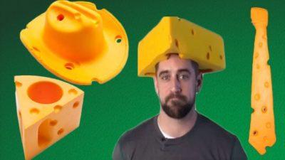 как сделать сырную шапку