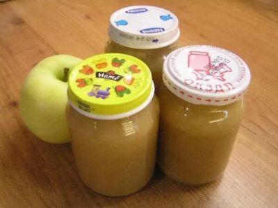 как сделать яблочное пюре