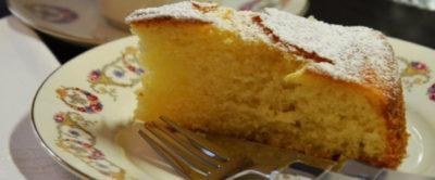 как приготовить лимонный кекс