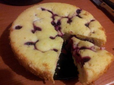 как приготовить пирог на кефире в духовке