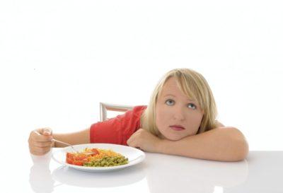 не ем и не худею почему