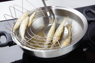 как приготовить корюшку в духовке