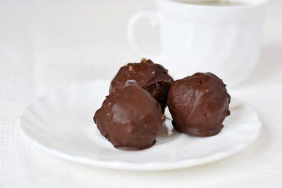 как сделать конфеты из сухофруктов