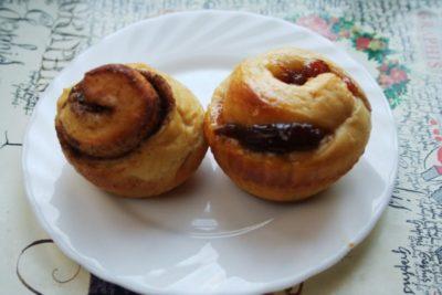 как сделать пирожки с вареньем